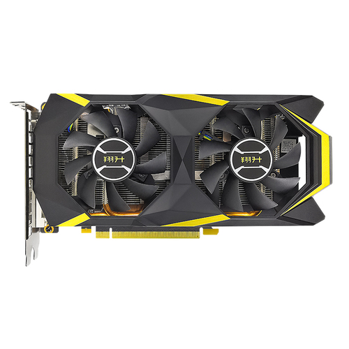 翔升GeForce GTX1660    天网·双 6GD5