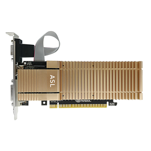ASL GeForce® G7102 D3 SS LP