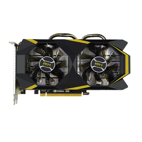 翔升GeForce® GTX 1060天网.双 6GD5